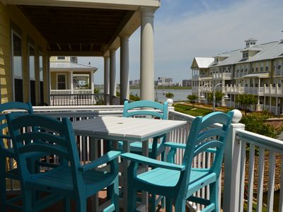 Photo for Spacious 5-BR in Gated Resort, Sleeps 12! Pools, Clubhouse, Private Beach!