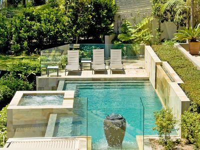 Photo for Luxury Beachfront Two Bedroom Serviced Apartment