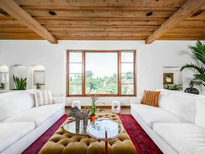 Photo for Classic Mediterranean Villa in the Hollywood Hills, by Veeve