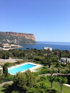 Photo for Charming App - T4 - 88m² - swimming pool - Panoramic view. classification 4 ****