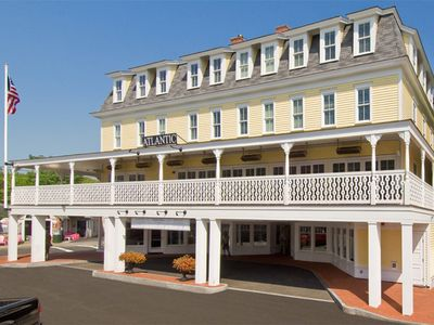 Photo for 🏖BEACH STREET RETREAT~2BR/2BA OCEAN VIEW penthouse condo in ❤️ of Short Sands!