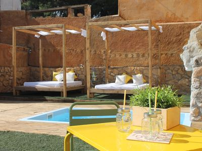 Photo for Country house Alt near Sitges for 10 guests