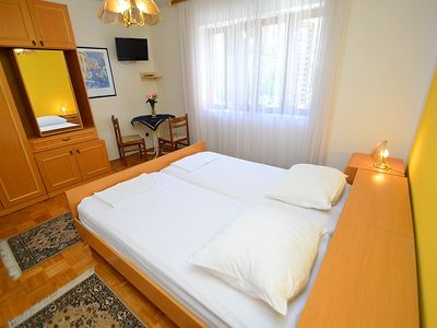 Photo for Apartment in the center of Zaton with Parking, Internet, Terrace (343905)