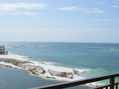 Photo for Emerald Grande 1222🌴🌴One of the Best Views in Destin🌞🌞Curved TV!! 3BR/2BA