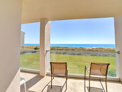 Photo for Beautifully Decorated & Cozy Gulf Front Condo