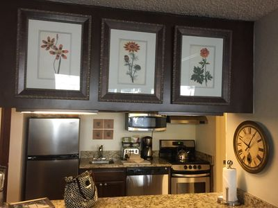 Photo for Large Studio with Full Kitchen in Fantastic Complex