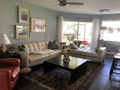 Photo for Great Super Bowl Location, only minutes to Pro Player Stadium.  Private, quiet town home located in Plantation, FL.