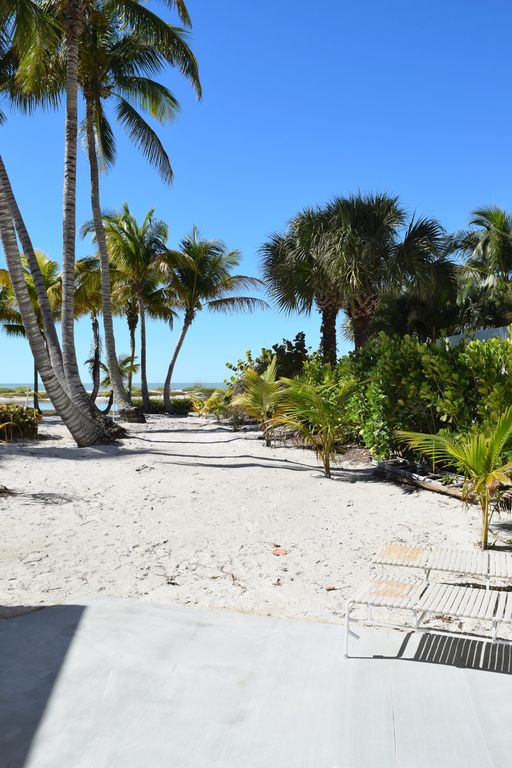Beachfront Fort Myers Beach Private South Island Home