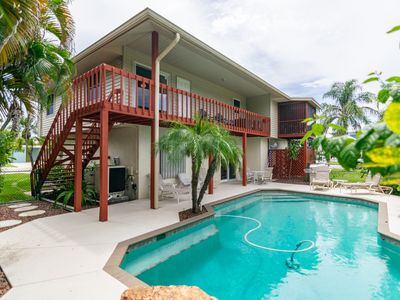 A Wright Place 2/2 Private Pool Duplex Short Block To Beautiful Beaches