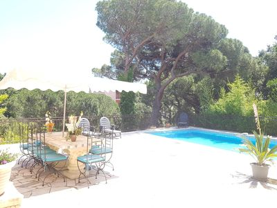 Photo for Very nice house 150 m2 with a large pool