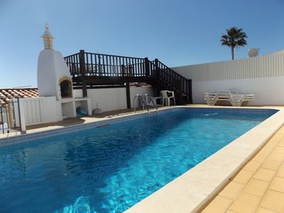 Photo for Casa Solmar - 2 beds, 2 bahts, private pool, walking to beach and night life
