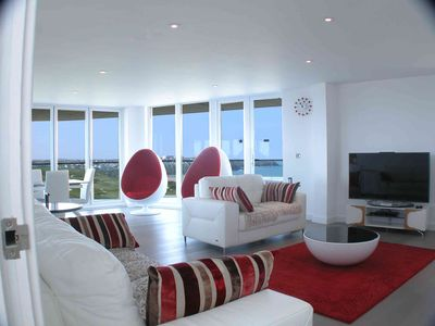 Photo for 4BR Apartment Vacation Rental in Newquay