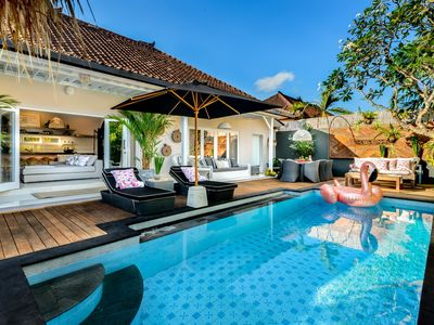 Photo for Bloom 2,5 Bedroom Villa, near the beach, Seminyak;