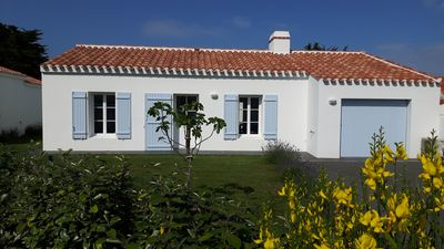 Photo for New house 3 bedrooms 100 m from the beach island of Noirmoutier