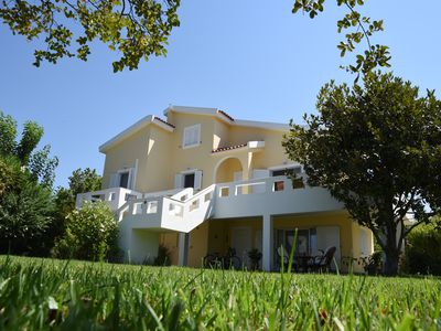 Photo for Villa Armonia- Luxury house with private garden very near Ioanian Sea coast