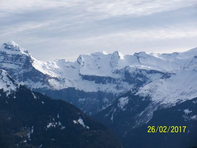 Photo for APT IN SAMOENS 1600 AM FUSS DER SPUREN