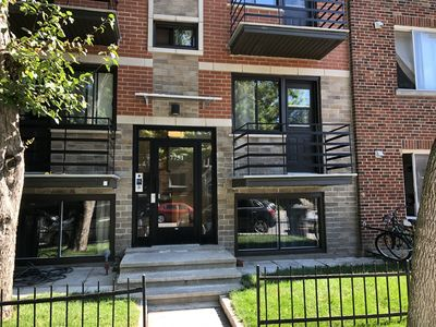 Photo for 1BR Apartment Vacation Rental in Villeray—Saint-Michel—Parc-Extension, QC