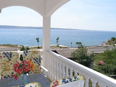 Photo for Apartment Nela in Starigrad-Paklenica - 4 persons, 1 bedrooms
