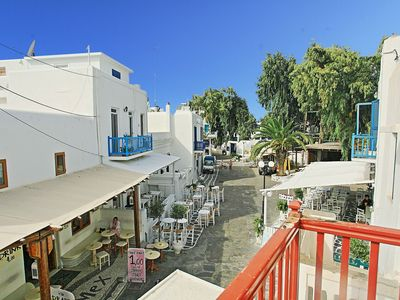 Photo for Laka Apartment: Beautiful apartment perfectly located within the lively Mykonos Town