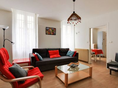Photo for Cozy 2 br flat in the heart of Toulouse