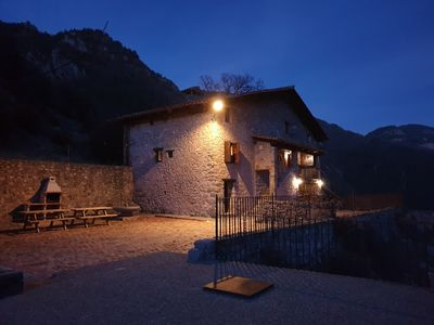 Photo for Casal de Mataplana (full rental for 6 - 10 people) - Cottage