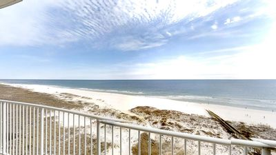 Stunning, Unobstructed Views to the East; 4 Bedroom With Wraparound Balcony