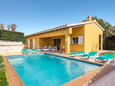 Photo for Villa Aries - beach, private pool, free WiFi