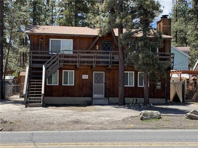 Photo for Bearly Rustic: 2 BR / 1 BA home in Big Bear City, Sleeps 7