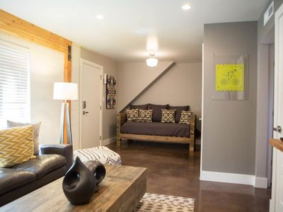 Photo for Pet Friendly Condo In Downtown Moab With Awesome Courtyard