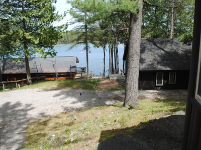 Photo for Waterfront Bellaire Style Cabins 20 min from Downtown Traverse City - Cabin #4