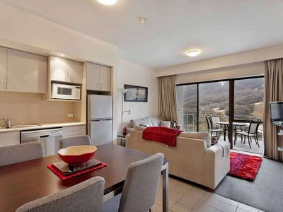 Photo for Well equipped apartment with balcony and magnificent views
