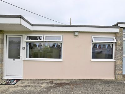 Photo for 44 Sandown Bay Holiday Centre