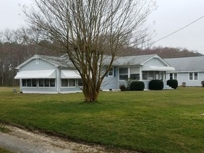Photo for Pet Friendly Close to Berlin, Assateague Island Beaches and Ocean City