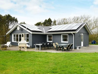 Photo for Cozy Holiday Home in Hvide Sande Jutland with Sauna