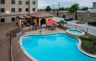 Photo for Free Breakfast + Outdoor Pool | Close to the DFW Airport!