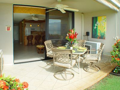 Ground Floor Access to Pool, BBQ and Ocean