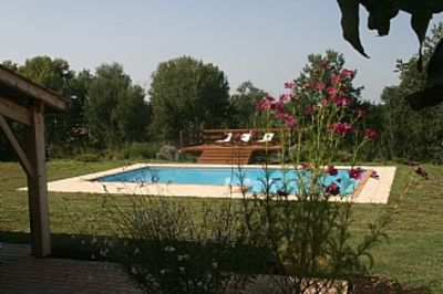 Photo for Gascon Farmhouse With Private Pool