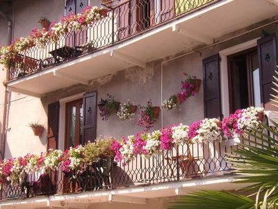Photo for Holiday apartment Griante for 5 persons with 2 bedrooms - Holiday apartment