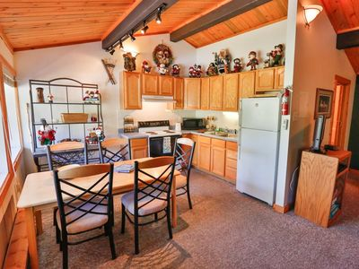 Photo for Slopeside Condo at Sunlight Mountain Resort - Studio. 1 Queen Bed, 1 Double Sofa Bed, 2 Twin Murphy