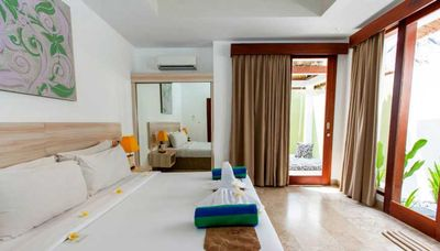 Photo for A Cozy One Bedroom Villa in Seminyak, Close to Amenities, Walk Distance to Beach