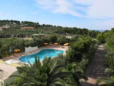 Photo for One bedroom Apartment, sleeps 4 in Lupetto with Pool, Air Con and WiFi