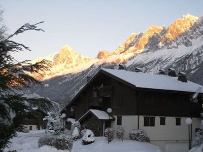 Photo for 1BR Condo Vacation Rental in Les Houches