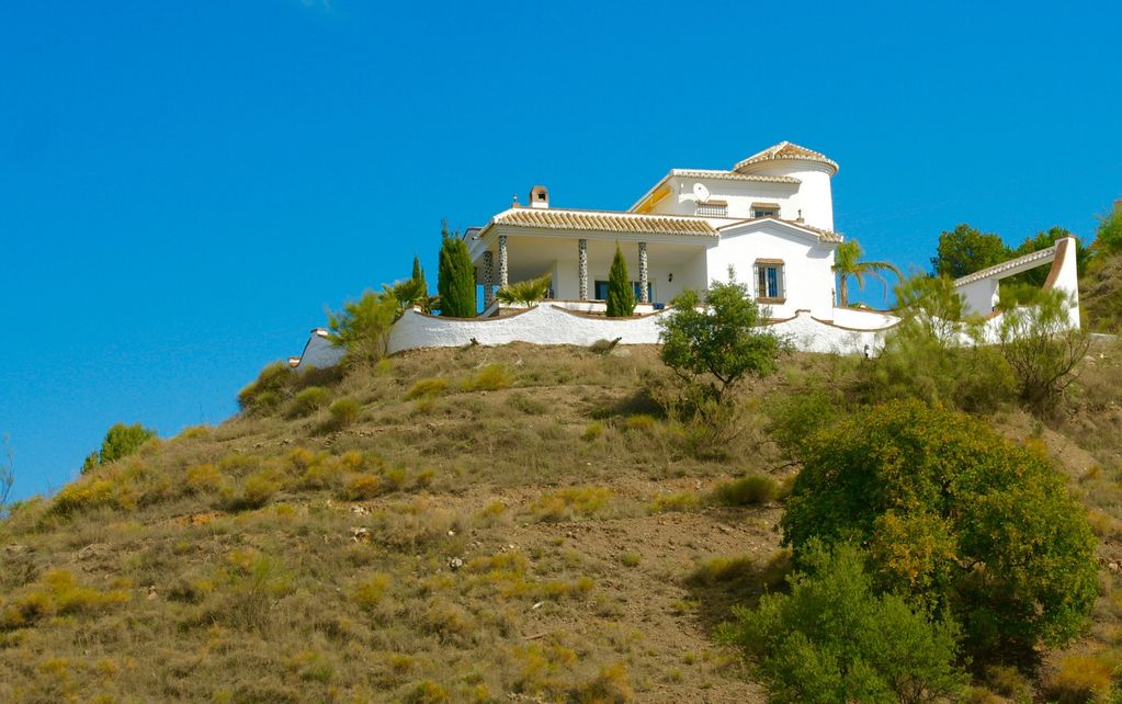 Villa in de heuvels van Zuid-Spanje: rust, ... - HomeAway