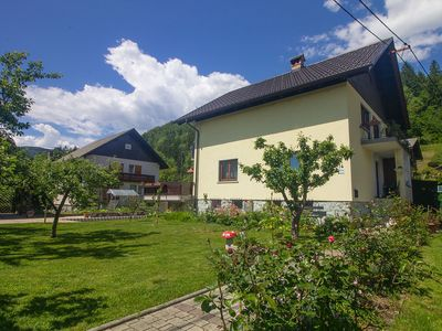 Photo for Apartment within walking distance from the center of Bled and the lake