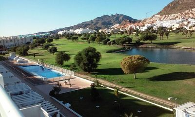 Photo for Apartment With Sea and Golf Course Views