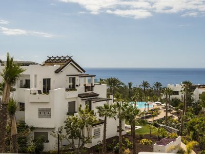 Photo for THE TERRACES OF ABAMA-SUITE 2 BEDROOMS PARTIAL SEA VIEW