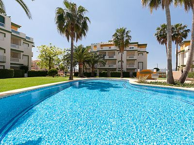 Photo for Apartment La Fontana in Dénia - 6 persons, 3 bedrooms