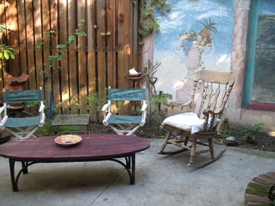 Photo for TOLUCA LAKE GARDEN  APARTMENT - FULLY FURNISHED