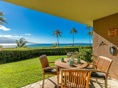 Photo for New Listing Ocean Front/Beach Front in Maalaea!