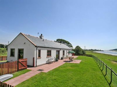 Photo for 3 bedroom accommodation in Glencaple, Dumfries